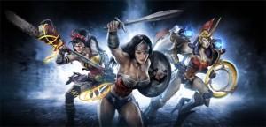 Wonder Woman en Infinite Crisis