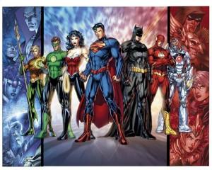 Liga de la Justicia de los Nuevos 52