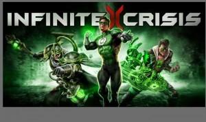 Versiones de Linterna Verde en Infinite Crisis