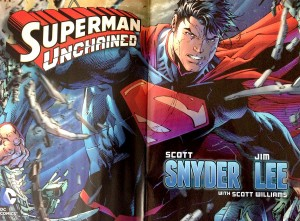 Logo Superman Unchained
