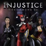 Pack Bad Girls de Injustice: Gods Among Us