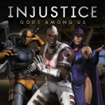 Pack Jóvenes Titanes de Injustice: Gods Among Us