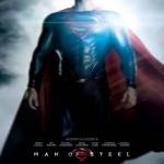 Póster de Superman para El Hombre de Acero