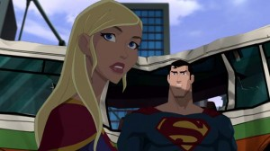 Supergirl en Superman: Sin Límites