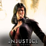 Wonder Woman del número 600 de Injustice: Gods Among Us