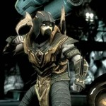 Scorpion en Injustice: Gods Among Us