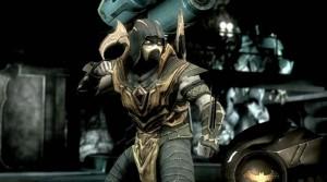 Scorpion en Injustice: Gods Among Us