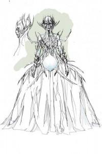 Anansa, la Reina Araña de los Nuevos 52