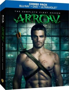 Blu-ray Temporada 1 de Arrow