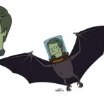 Batman en Futurama