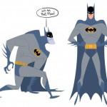 Batman inspirado en García López