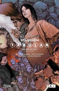 Fábulas. Edición de Lujo Libro 3