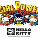 Hello Kitty y DC Comics