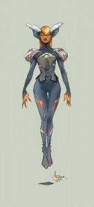 Reina de la Colmena en los Nuevos 52