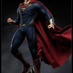 Figura de Sideshow del Superman de El Hombre de Acero