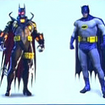 Trajes exclusivos de PS3 para Batman: Arkham Origins