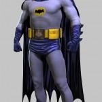 Traje de Adam West para Batman: Arkham Origins