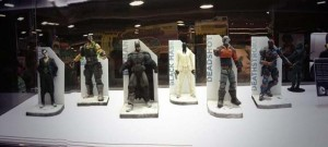 Figuras de Batman: Arkham Origins