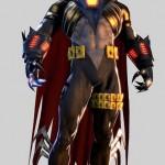 Traje de La Caída del Murciélago para Batman: Arkham Origins
