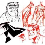 Diseño conceptual de Beware the Batman