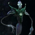 Diseño conceptual de Green Lantern