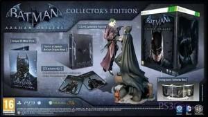Edición de Coleccionista de Batman: Arkham Origins