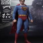 Figura del Superman malvado de Superman III de Hot Toys