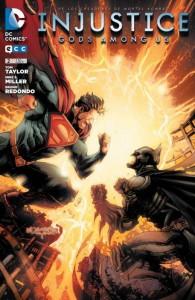 Injustice: Gods Among Us Nº 2 ECC Ediciones