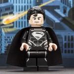 Figura Lego exclusiva de El Hombre de Acero para la SDCC 2013