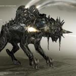 Perro de guerra kryptoniano de El Hombre de Acero