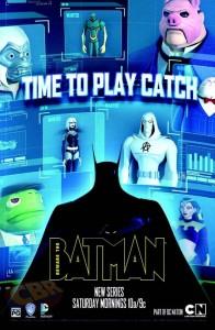 Póster de Beware The Batman