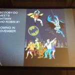 Anuncio SDCC Scooby-Do Meets Batman and Robin digital