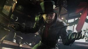 Sombrerero Loco en Batman: Arkham Origins