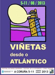 XV Viñetas desde o Atlántico