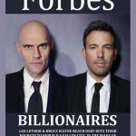 Eric Lettman como Lex Luthor en Forbes