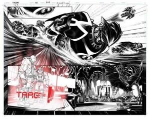 Bat-bots en Talon Nº 12