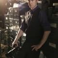 Aaron Ashmore como Jimmy Olsen
