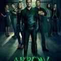Póster de la segunda temporada de Arrow