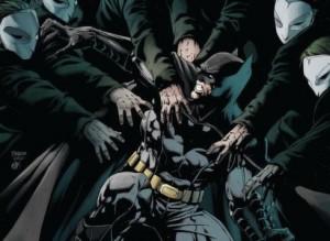 Batman Nº 1 - El Tribunal de los Búhos