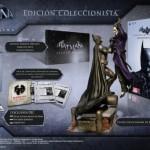 Edición de coleccionista de Batman: Arkham Origins para PS3