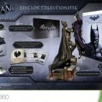 Edición de coleccionista de Batman: Arkham Origins para Xbox 360