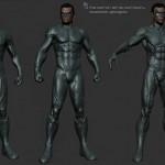 Diseño conceptual para Green Lantern