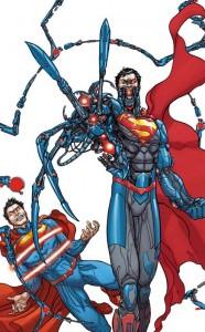 Cyborg Superman en los Nuevos 52