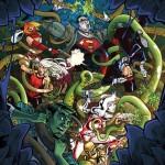 Doom Patrol cancelada de Scott Lobdell y Ilias Kyriazis