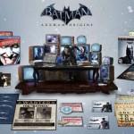 Edición Coleccionista de Batman: Arkham Origins para USA