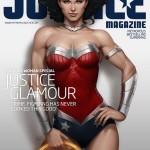 Wonder Woman en la revista Justice