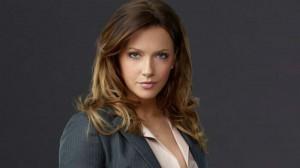 Katie Cassidy como Laurel Lance en Arrow