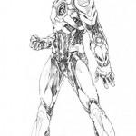 Nueva armadura de A.R.G.U.S. para los Nuevos 52