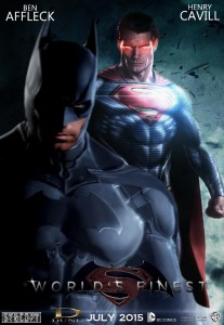 Póster hecho por un fan de World's Finest