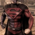 Traje de Superman Cyborg para Injustice: Gods Among Us